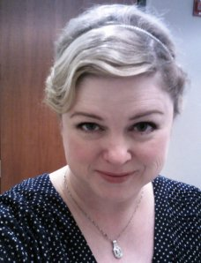 It worked out, and got several compliments, including three from men, who don't usually notice my hairstyles.