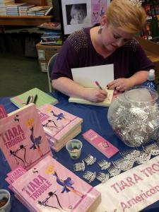 Thank you for making my dream come true.  Without you, I wouldn't have needed to sign any books!