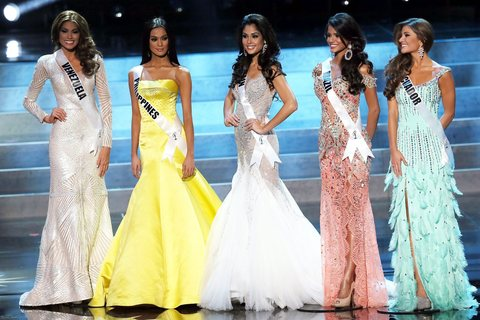 Grand Finale - Miss Universe 2013